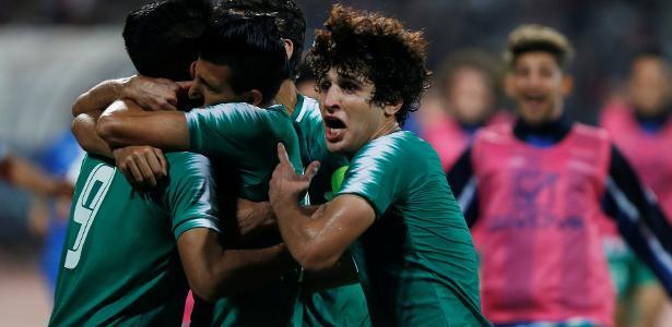 2 a 1   Iraque vence Irã nas eliminatórias da Copa-2022, em clima tenso