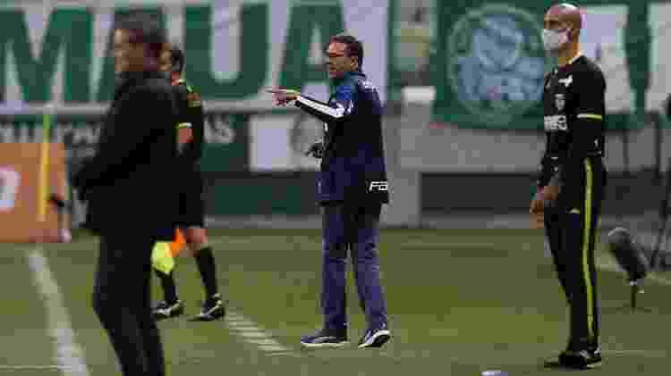 Luxa - Cesar Greco/Palmeiras - Cesar Greco/Palmeiras