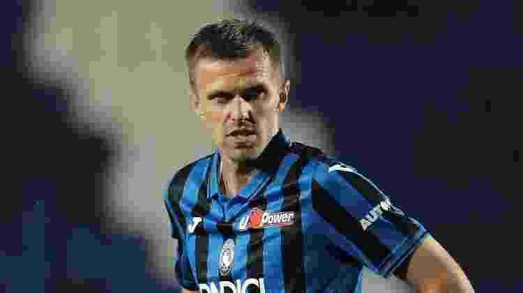 Ilicic, jogador da Atalanta - Emilio Andreoli/Getty Images - Emilio Andreoli/Getty Images