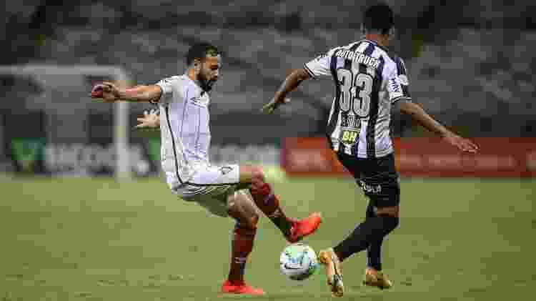 Yago voltou bem ao time e vem sendo um dos destaques do Fluminense de Odair Hellmann - Lucas Mercon/Fluminense FC - Lucas Mercon/Fluminense FC