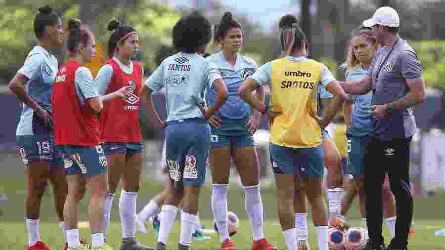 Santos feminino tem pedidos negados pela FPF e perderá jogo contra o São José por W.O. - PEDROERNESTOGUERRAAZEVEDO