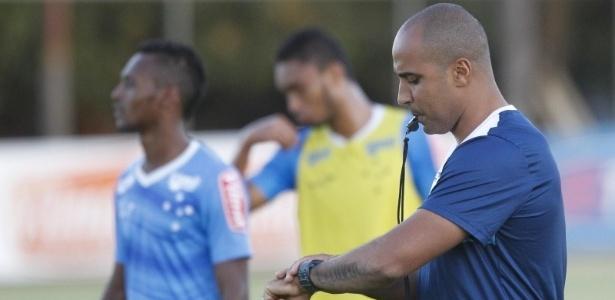 Deivid decidiu se tornar treinador na década passada, quando ainda atuava na Turquia