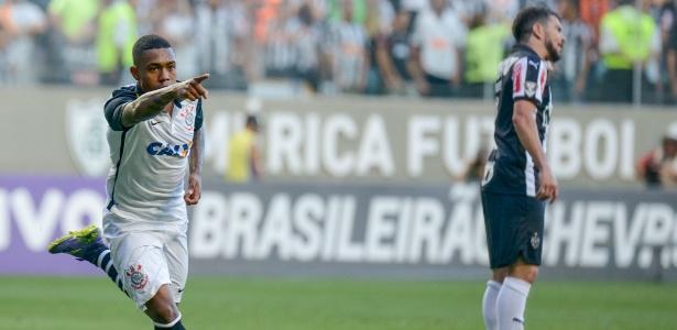Malcom defendeu o Corinthians na última temporada - Andre Yanckous/AGIF