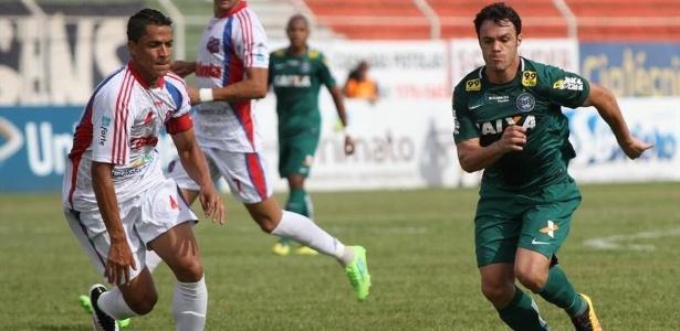 Kleber Gladiador é o artilheiro do Campeonato Paranaense, com 13 gols - Divulgação/Coritiba