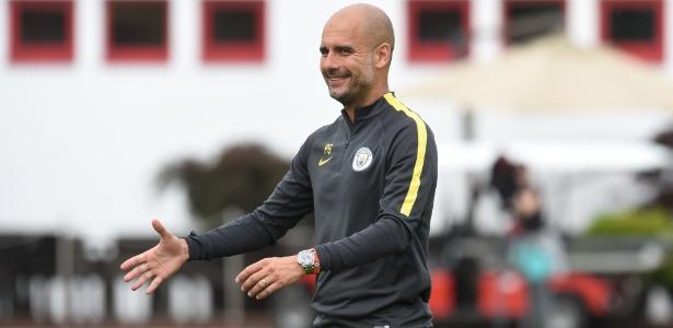 Guardiola faz projeção sobre dificuldade em seu início de trajetória no City
