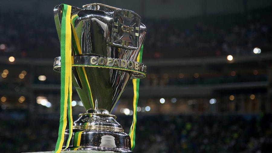 Troféu da Copa do Brasil -  Friedemann Vogel/Getty Images