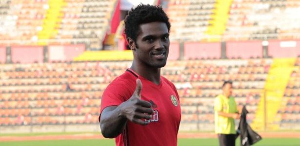Ex-Flamengo, Bruno Mezenga defende o Eskisehirspor desde o início da atual temporada