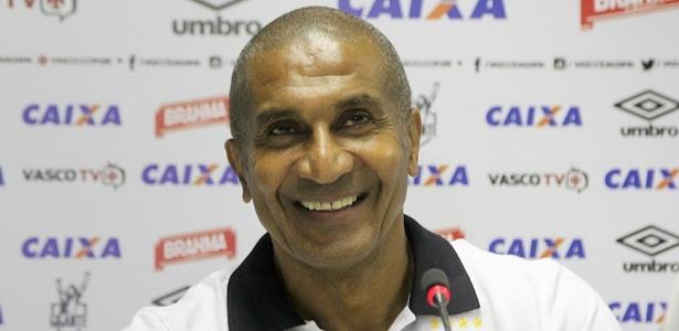 Cristóvão Borges, na volta ao Vasco: reencontro com Corinthians