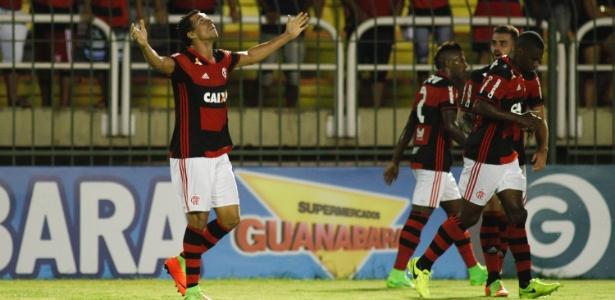 Leandro Damião está confirmado no time do Flamengo que encara o Resende