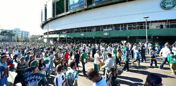Coxa quer casa cheia e apoio da torcida contra o Grêmio
