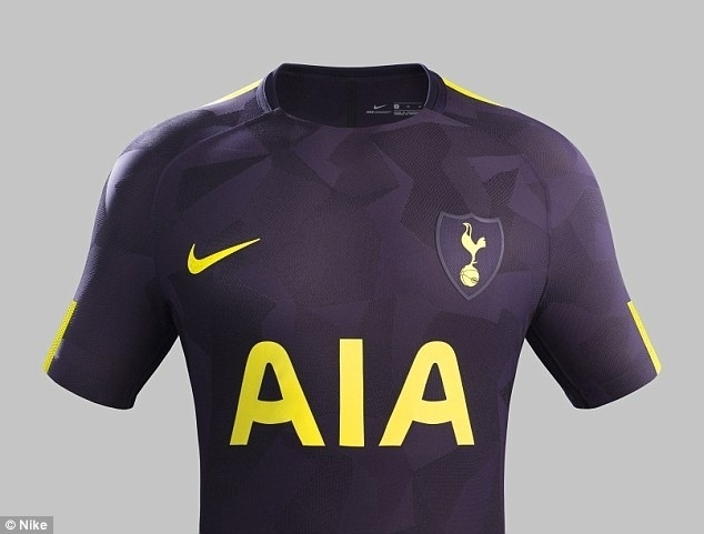 Camisa 3 do Tottenham