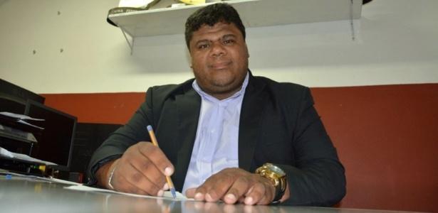 Edney José da Costa, presidente eleito da Desportiva Ferroviária