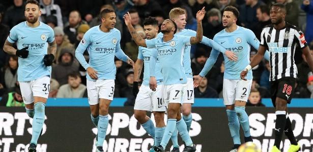 Manchester City agora tem 15 pontos de vantagem sobre o vice-líder United