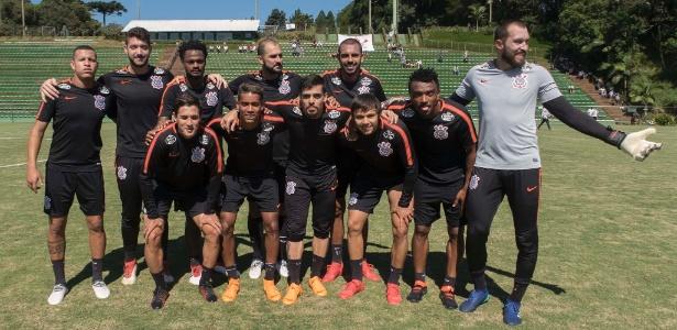 Gabriel, Renê Júnior e Mateus Vital substituem Ralf, Maycon e Clayson na equipe
