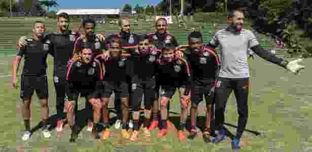 Gabriel, Renê Júnior e Mateus Vital substituem Ralf, Maycon e Clayson na equipe - Daniel Augusto Jr/Agência Corinthians