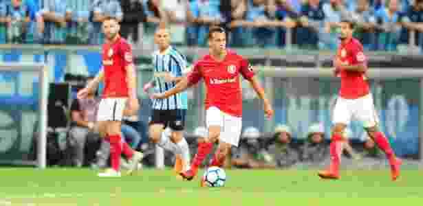 Juan Alano deve ser titular na partida contra o Paraná, encerramento do Brasileiro - Ricardo Duarte/Inter