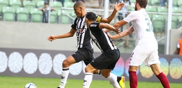 Zagueiro teve pequena lesão na coxa e desfalca o Atlético na 'despedida' antes da Copa