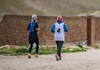 Corrida une mulheres no Afeganistão em meio a marcas de guerra - Divulgação/Facebook Free To Run