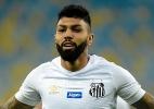 Antes de jogo 200 pelo Santos, Gabigol diz viver melhor momento da carreira - Thiago Ribeiro/AGIF