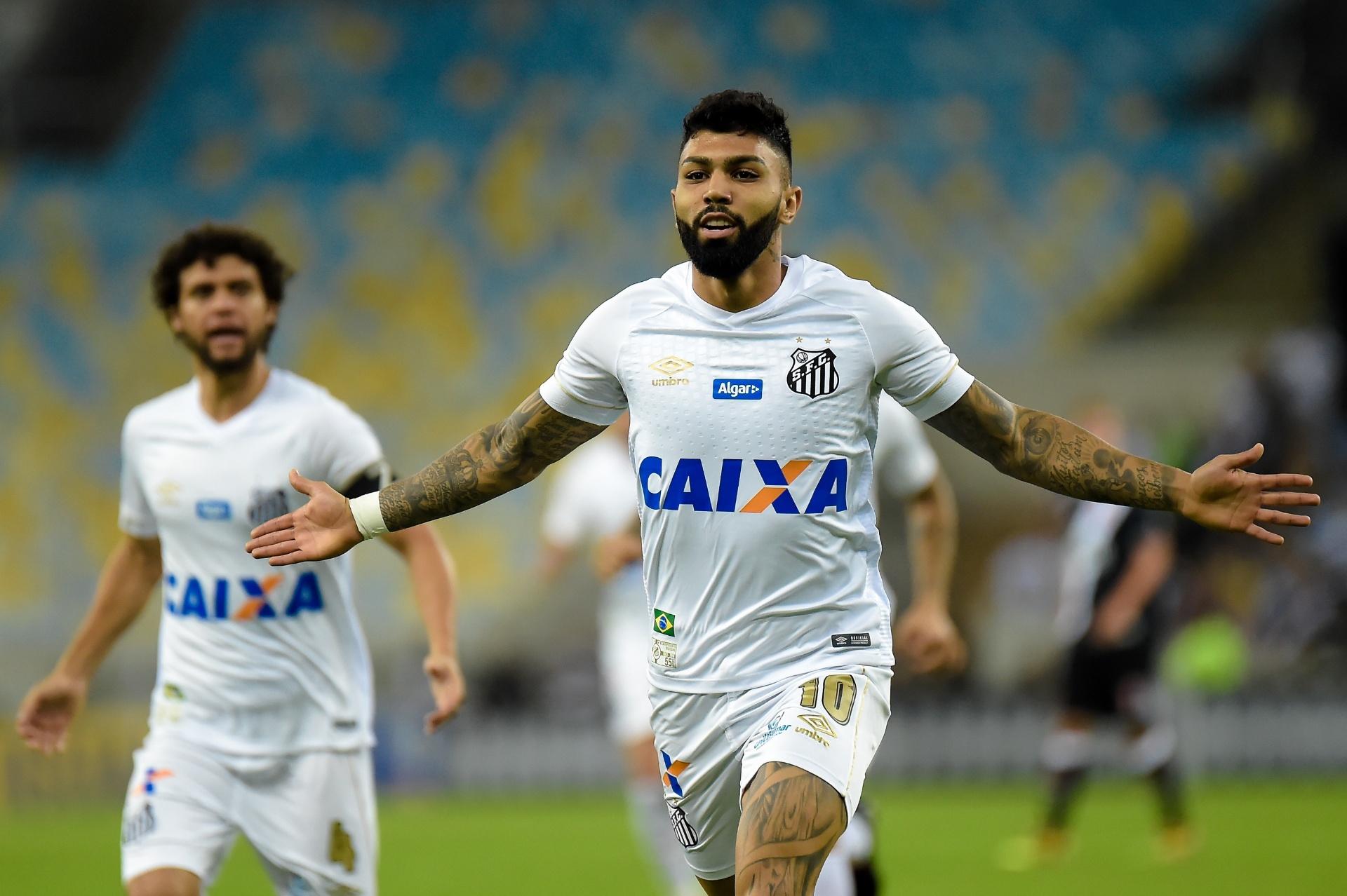 Gabigol encerra Brasileirão como artilheiro f95a60f1e891e