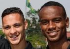 São Paulo anuncia promoção de Helinho e Antony para o time profissional - Rubens Chiri/saopaulofc.net