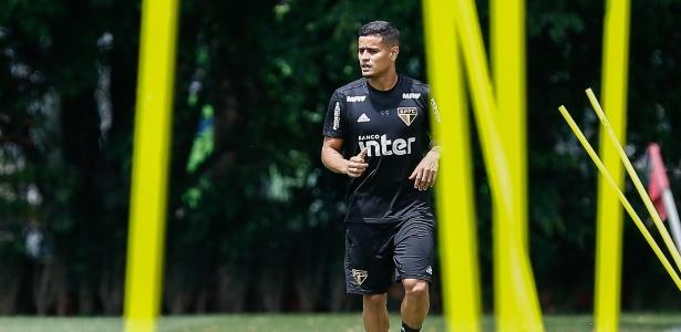 Everton não joga desde o clássico com o Palmeiras, disputado em 6 de outubro - Marcello Zambrana/AGIF