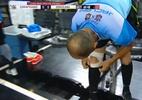 No adeus de Falcão, árbitro se lesiona e final de futsal fica sem juiz - SporTV/Reprodução