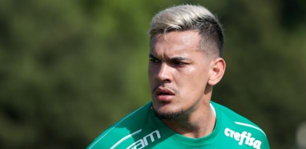 Gustavo Gómez chegou do Milan no meio de 2018 e se tornou destaque do Verdão - Marcello Zambrana/AGIF