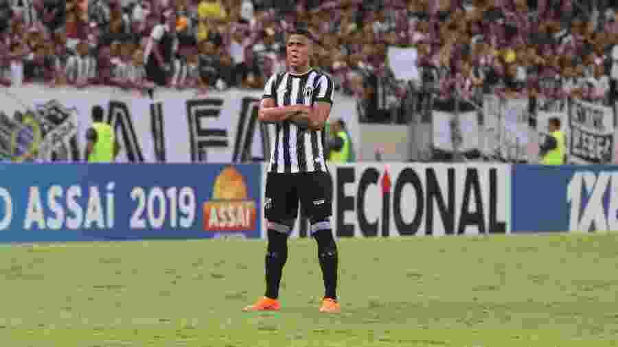 Bergson, do Ceará, deve receber chance contra o Fluminense - XANDY RODRIGUES/FUTURA PRESS/FUTURA PRESS/ESTADÃO CONTEÚDO