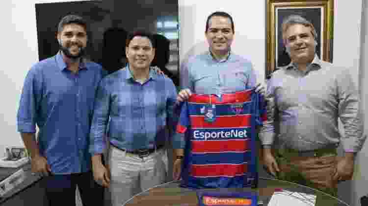 Fortaleza - Leonardo Moreira/FortalezaEC - Leonardo Moreira/FortalezaEC