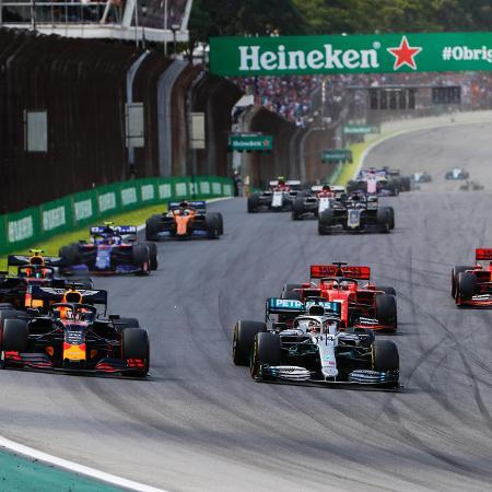 GP de Interlagos foi antecipado em uma semana - Lat Images