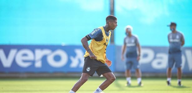Boletim do Grêmio: Jean Pyerre faz teste para ficar à disposição no Gre-Nal