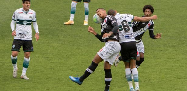 1 a 0 no Couto Pereira | Coritiba marca de pênalti no fim do jogo e vence o Vasco