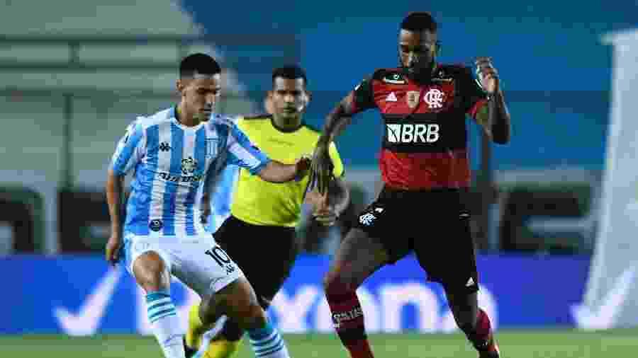 Lamce do duelo entre Racing e Flamengo pela Libertadores - Conmebol