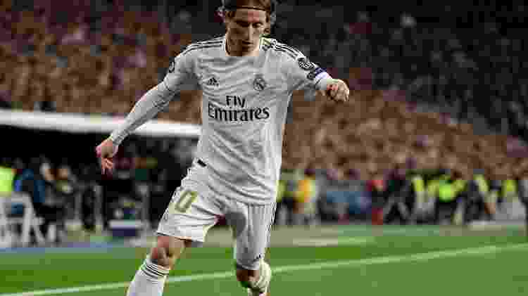 Luka Modric (Real Madrid) - Getty Images - Getty Images
