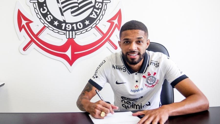 Vitinho está no Corinthians desde a infância e agora tem sua primeira oportunidade como profissional - Rodrigo Coca/ Ag. Corinthians