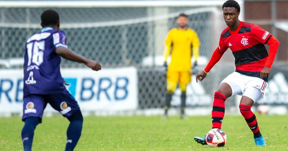 Flamengo derrotou o Macaé pelo Campeonato Carioca Sub-20