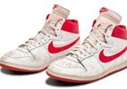 Tênis usados por Michael Jordan são leiloados por mais de R$ 8 milhões