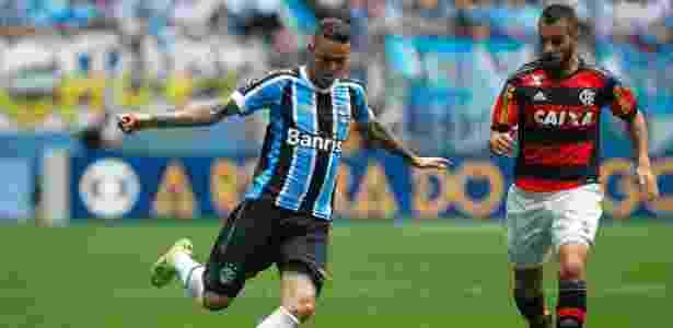 Grêmio e Flamengo se enfrentam em Porto Alegre a partir das 16h  - Lucas Uebel/Gremio FBPA