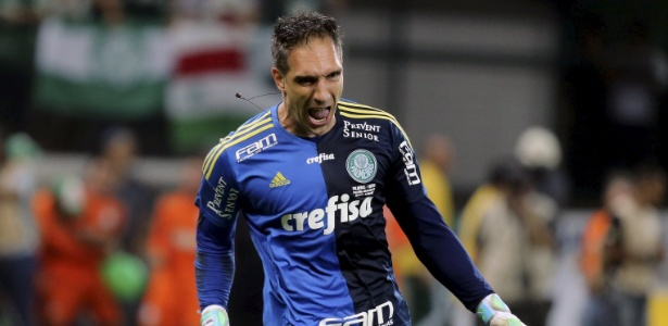 Fernando Prass lamenta eliminação na Libertadores da América