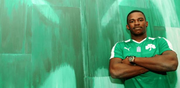 Atacante Yuri Mamute pode voltar a vestir verde, agora pelo Juventude