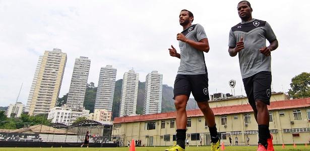 Botafogo tenta se recuperar de maus resultados no início do Campeonato Brasileiro