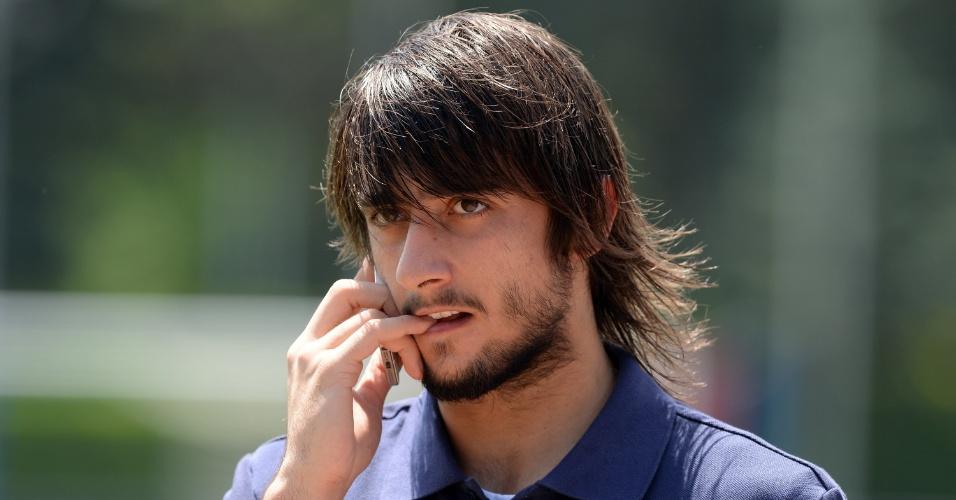 Mattia Perin, goleiro da Itália