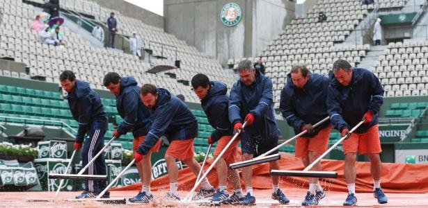 Roland Garros Calendario.Chuva Interrompe Roland Garros De Novo E Aperta Calendario