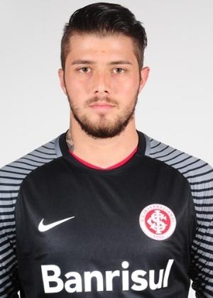 Jacsson foi flagrado em exame feito após derrota para o Palmeiras - Divulgação/Site oficial do Internacional