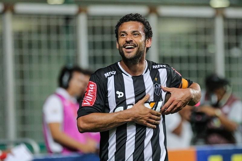 Fred quer fazer gols contra o Fluminense, mas não sabe se vai comemorar