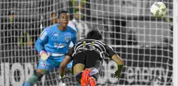 Sidão tem se destacado no gol são-paulino - Daniel Augusto Jr. / Ag. Corinthians