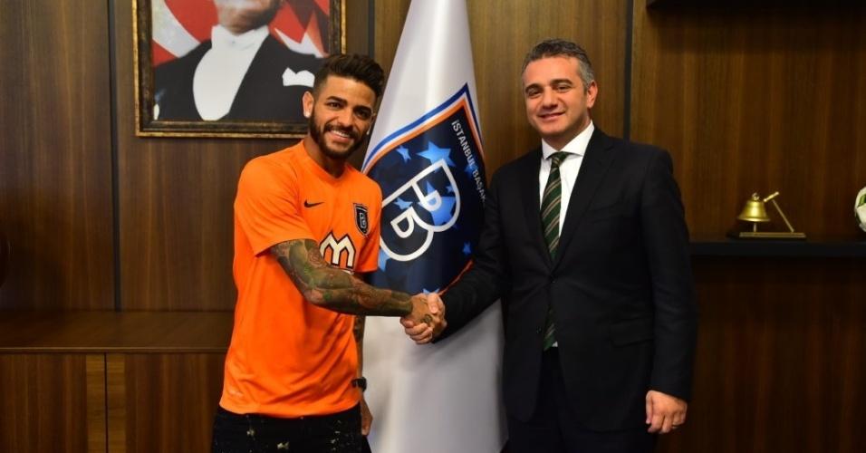 Júnior Caiçara (lateral) - do Schalke (ALE) para o Basaksehir (TUR) - 3 milhões de euros