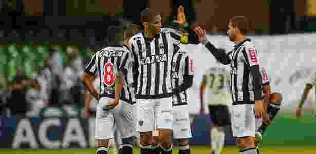 Leonardo Silva ainda não fez gol em 2017. Gabriel marcou dois e é o artilheiro na zaga - Bruno Cantini/Clube Atlético Mineiro