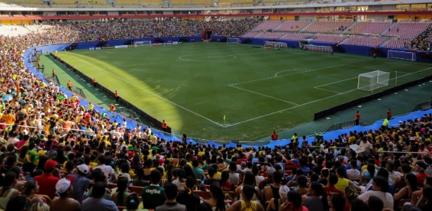 Arena da Amazônia será um dos palcos da Copa Libertadores feminina